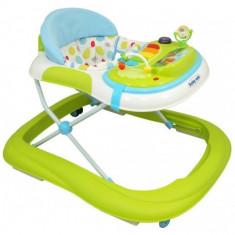 Premergator Colored Bubbles Baby Mix, 0-6 luni, Verde