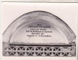 Bnk foto - Manastirea Secu - Mormântul Sf. Mitropolit Varlaam al Moldovei, Alb-Negru, Cladiri, Romania de la 1950