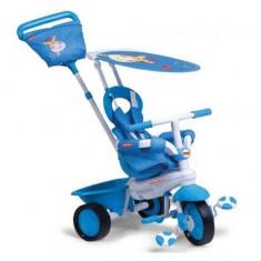 Tricicleta 3 in 1 Elite Albastru Fisher Price - Tricicleta copii