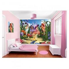 Tapet pentru Copii Magical Fairies Walltastic