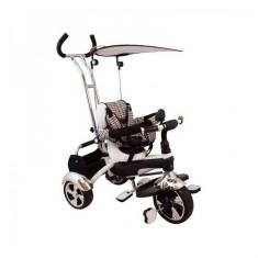 Tricicleta multifunctionala Happy Days Alb Baby Mix - Tricicleta copii