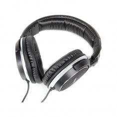 Casti Somic MH463 Negru, Casti On Ear, Cu fir, Mufa 3, 5mm, Active Noise Cancelling