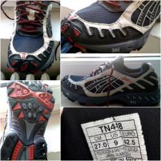 Adidasi Asics Gel Duomax TM, (alergare), Marime: 42, 5 ( 27 cm pe interior) - Adidasi barbati Asics, Culoare: Din imagine