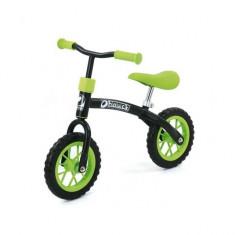 Bicicleta fara Pedale E-Z Rider 10 inch Black Green Hauck - Bicicleta copii Hauck, Roz