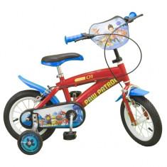 Bicicleta 12 inch Paw Patrol Toimsa - Bicicleta copii