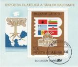 Romania 1983 - Bloc cat.nr.162 stampilat, Nestampilat