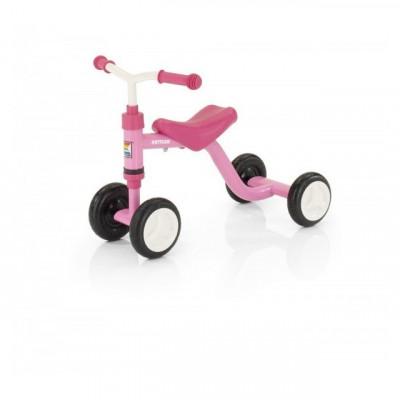 Tricicleta copii Smoovy Pink Kettler foto