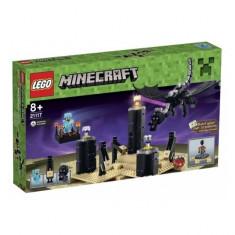 Dragonul Ender 21117 Minecraft LEGO - LEGO Minecraft