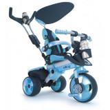 Tricicleta copii City Blue Injusa