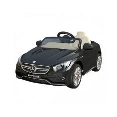 Masinuta electrica Mercedes Benz AMG Black Chipolino - Masinuta electrica copii
