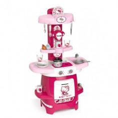 Bucatarie Cooky Hello Kitty cu accesorii Smoby