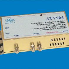 Amplificator tv cablu de putere ATV904