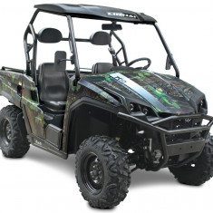 Linhai Jobber 700 Camo '16 - ATV