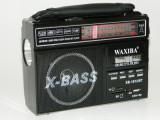 Radio portabil reincarcabil Waxiba XB161URT