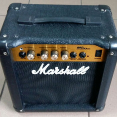 Amplificator Marshall MG10CD - Amplificator Chitara
