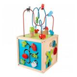 Cub educativ Farmyard Kidkraft KidKraft