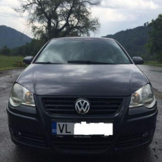 Volkswagen Polo IV 1, 4 TDI Climatronic, An Fabricatie: 2005, Motorina/Diesel, 164700 km, 1422 cmc