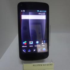 Allview a5 quad(ctg) - Telefon Allview, Negru, Neblocat