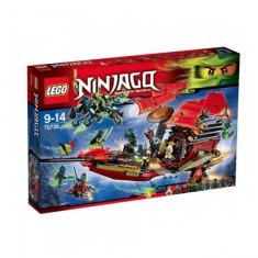 Ultimul zbor al navei Destiny s Bounty 70738 NinjaGo LEGO - LEGO Ninjago