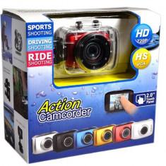 Camera Action Camcorder video subacvatica