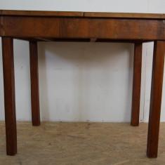 Masa extensibila din lemn masiv; Masa 132X75 cm - Masa living