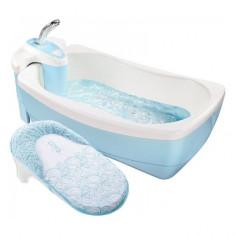 Set Spa pentru bebelusi Lil Luxuries Whirlpool - Bubbling Summer Infant - Cadita bebelusi