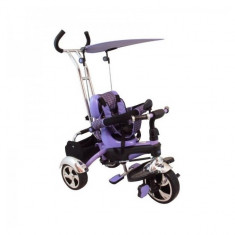Tricicleta multifunctionala Happy Days Mov Baby Mix - Tricicleta copii