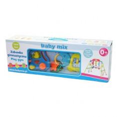 Centru de activitati Baby Play Albastru Baby Mix - Tarc de joaca