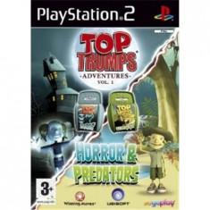 Top Trumps Horror And Predators Ps2 - Jocuri PS2 Ubisoft