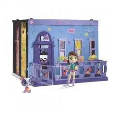 Jucarie Dormitorul lui Blythe cu accesorii Littlest Pet Shop Hasbro - Vehicul