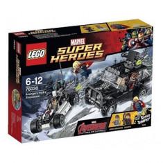 Confruntarea dintre Razbunatori si Hydra 76030 Super Heroes LEGO - LEGO Super Heroes