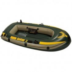 Barca gonflabila pentru 2 persoane Seahawk II Intex 68346 - Barca pneumatice