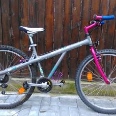 Bicicleta Hybrid Techno, import Germania - Mountain Bike, 17 inch, 26 inch, Numar viteze: 21