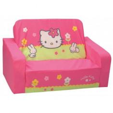 Canapea extensibila din burete Disney Hello Kitty Fun House