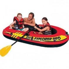 Barca gonflabila pentru copii Intex Explorer PRO 200 - Barca pneumatice