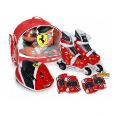 Role Ferrari 31-34 Saica, Rosu