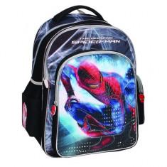 Ghiozdan copii Spiderman Silver BTS, Multicolor