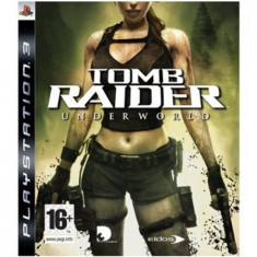 Tomb Raider Underworld Ps3 - Jocuri PS3 Eidos