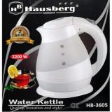Cana electrica fierbator Hausberg HB3605 - Fierbator apa