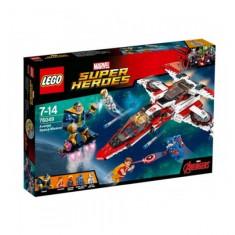 Misiunea Spatiala Avenjet 76049 Superheroes LEGO - LEGO Super Heroes