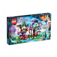 Ascunzisul din copac al elfilor 41075 Elves LEGO - LEGO Elves