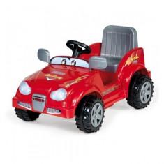 Masinuta 6V Scout Rosu Biemme - Masinuta electrica copii