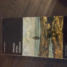 ISTORIA ARTEI ITALIENE de CORRADO MALTESE vol I si II 49 - Carte Istoria artei