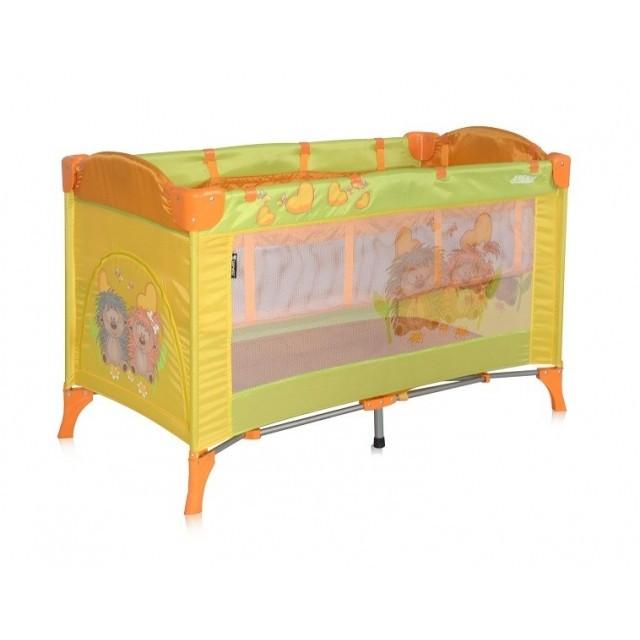 patut pliant arena 2 niveluri 120 x 60 cm multicolor lorelli patut pliant bebelusi lorelli. Black Bedroom Furniture Sets. Home Design Ideas