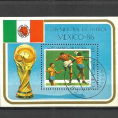 CUBA 1985--COLITA SPORT-FOTBAL