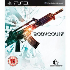 Bodycount Ps3 - Jocuri PS3 Codemasters