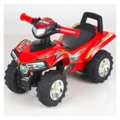Masinuta ATV Red Chipolino - Vehicul
