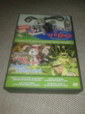 Vipo descopera lumea si Vipo si prietenii pe insula timpului Colectie 9 DVD-uri, Romana