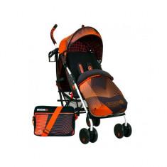 Carucior sport Speedstar Orange Hyperwave Koochi - Carucior copii Sport