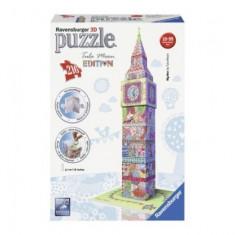 Puzzle 3D Big Ben Colorat 216 piese Ravensburger